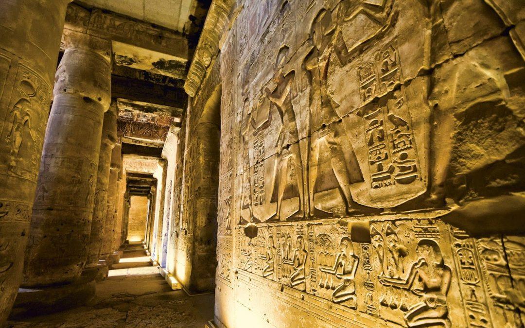 Mi intencion es compartir esta experiencia en Egipto.