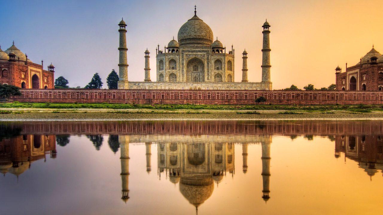 El Taj Mahal, símbolo del amor eterno de Shah Jahan y Mumtaz Mahal (Viaje Inciático a India)