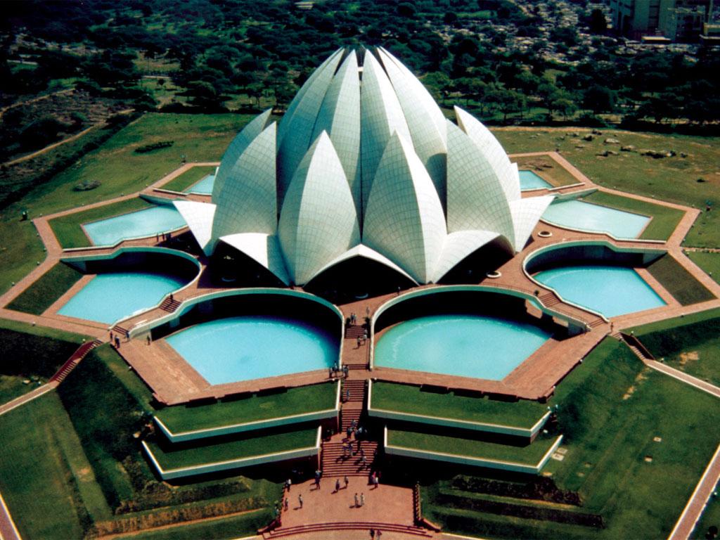 El Templo del Loto (Viaje Iniciático a India)