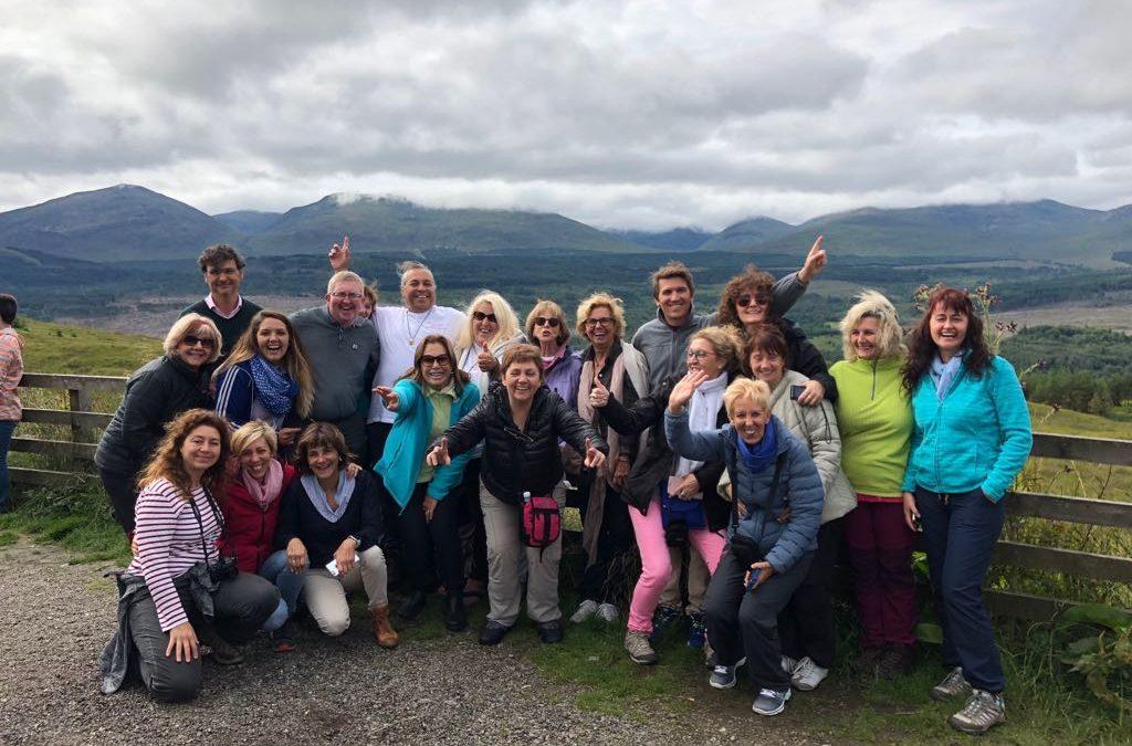 Viaje Iniciático a Escocia «Ruta de María Magdalena» – julio de 2018