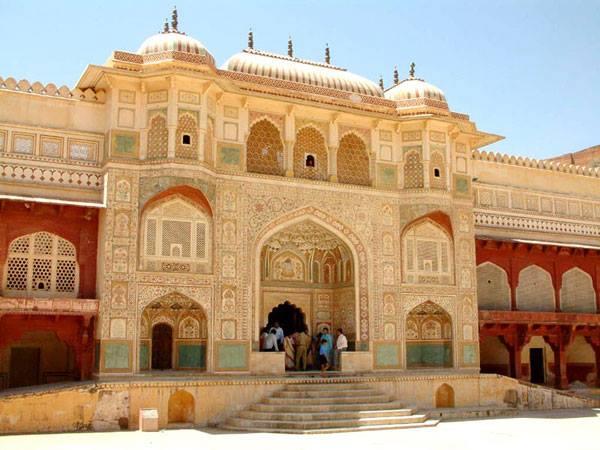 El Fuerte Amber (Viaje Iniciático a India)