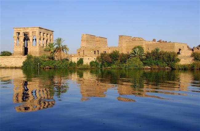 El gran templo de Philae (Viaje Iniciático a Egipto)
