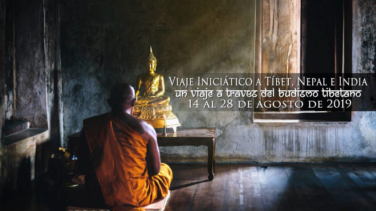 Presentación del Viaje Iniciático a Tíbet, Nepal e India (13 al 28 de agosto de 2019)