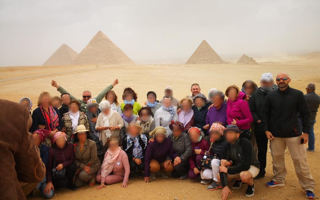 Viaje Iniciático a Egipto – marzo de 2019