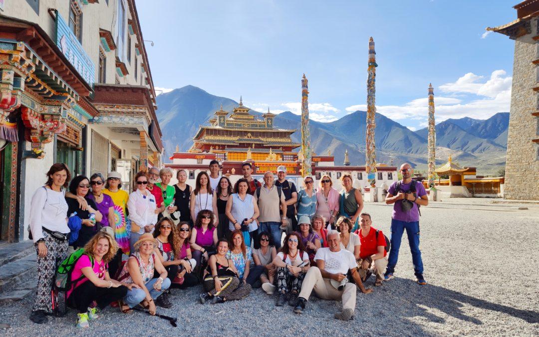 Viaje Iniciático a Nepal, Tíbet e India – agosto de 2019